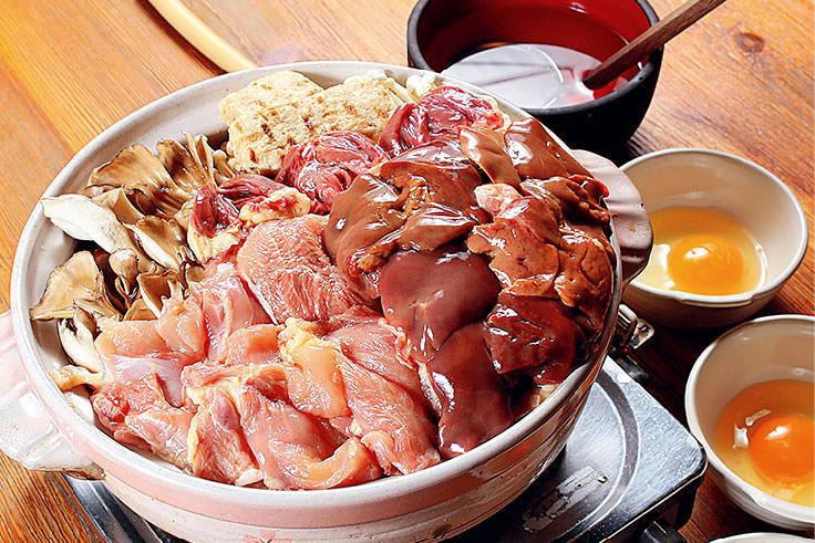 ブランド鶏「伊達鶏」を鍋で心ゆくまで堪能