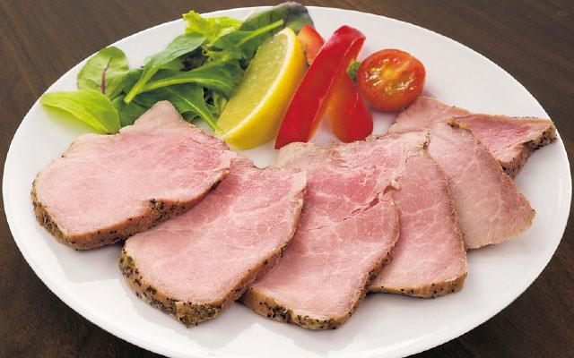 東北産豚もも肉使用しっとり柔らかローストポーク (宅配のみ取り扱い)